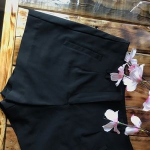 High waisted Black forever 21 shorts